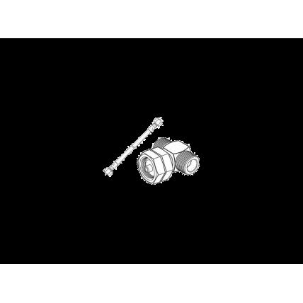 Комплект арматуры для увеличения количества баллонов