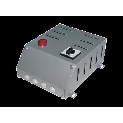 Регулятор скорости пятиступенчатый Shuft SRE-D-10,0-T с термозащитой