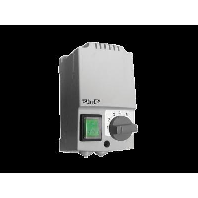 Регулятор скорости пятиступенчатый Shuft SRE-E-1,5-T с термозащитой