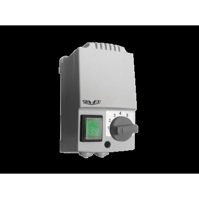 Регулятор скорости пятиступенчатый Shuft SRE-E-7,0-T с термозащитой