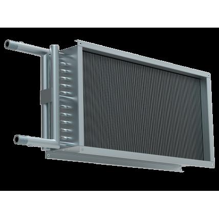Водяной нагреватель для прямоугольных каналов WHR 400*200-3