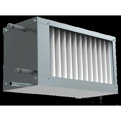 Водяной охладитель для прямоугольных каналов WHR-W 800*500-3