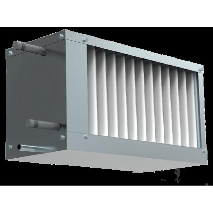 Водяной охладитель для прямоугольных каналов WHR-W 1000*500-3