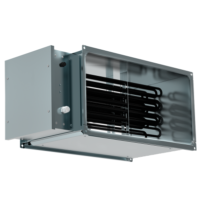 Нагреватель электрический для прямоугольных каналов EHR 700*400-22.5