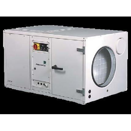 Осушитель воздуха для бассейнов Dantherm CDP 125 с водоохлаждаемым конденсатором 380В