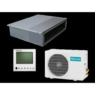 Сплит-система канального типа Hisense AUW-60H6SP1/AUD-60HX4SHH