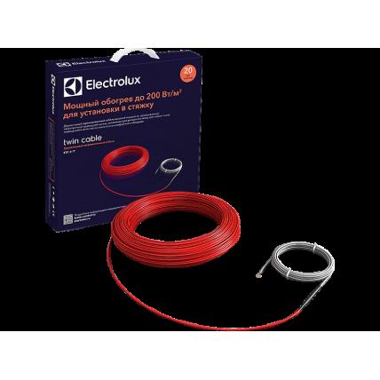 Комплект теплого пола (кабель) Electrolux ETC 2-17-200